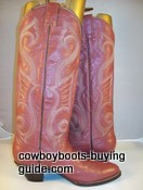 way to find good values is to consider quality used cowboy boots