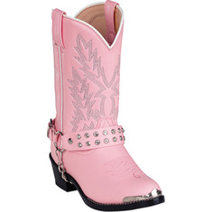 2019 clearance sale crazy price quality Girls Cowboy Boots