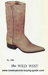 Mens Suede Cowboy Boots