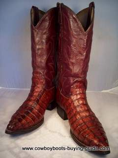 All Python Custom Cowboy Boots