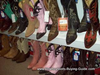Girls Cowboy Boots from Tony Lama