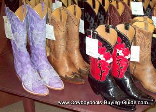 Girls Cowboy Boots from Lucchese