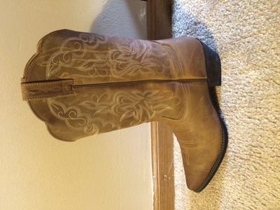Ariat Western Boots Mens Legend Phoenix 13 D Black Deertan