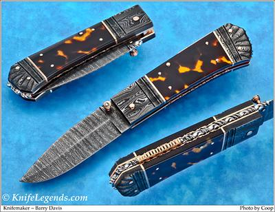 Custom Hand Made one of a kind Damascus knives