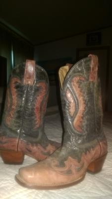 These boots are made for dancing!!!