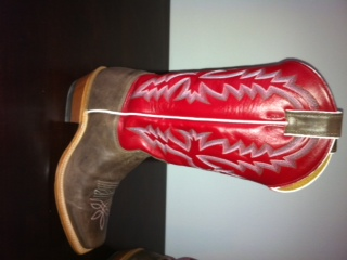 Red Cowboy Boots For Women Sale - Boot Hto