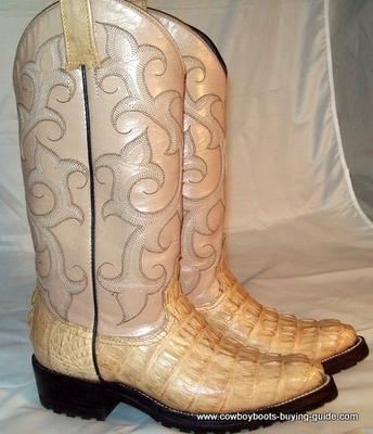Women&39s Alligator Cowboy Boots for Sale Size 5 B