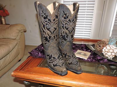 714e0d9a321 Womens Western Boots
