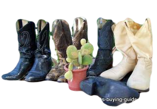 Used Cowboy Boots...Do You Know Where to buy them and sell your ...