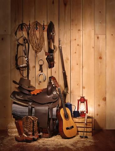 Cowboy Boot Decor